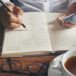 plannen planning agenda